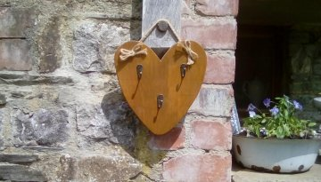 Key Ring Hangers