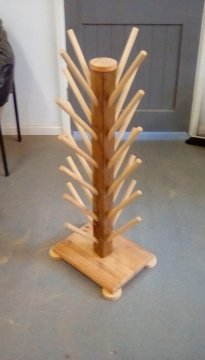 Welly Boot Holder